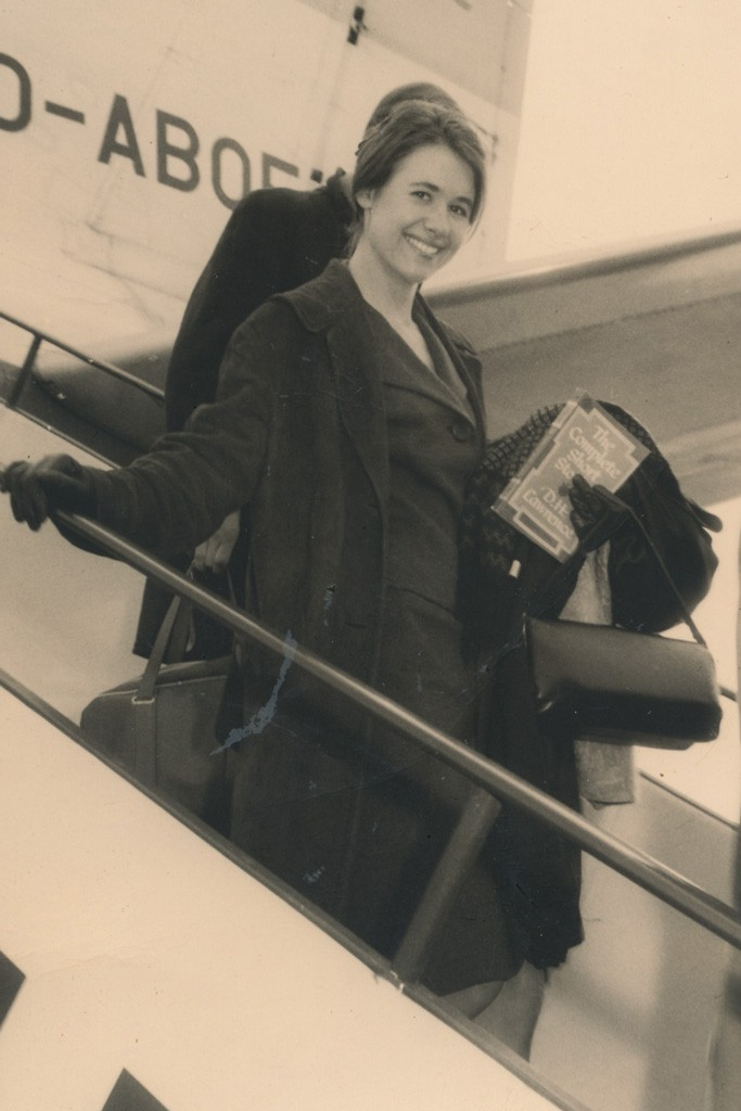Tamar arrives in Munich 1963